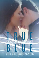 True Blue by Jules Barnard