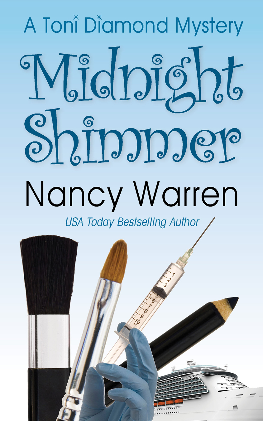 Midnight Shimmer by Nancy Warren