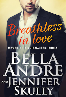 Breathless in Love by Bella Andre & Jennifer Skully