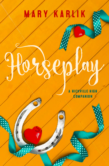 Horseplay by Mary Karlik