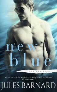 New Blue by Jules Barnard